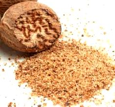 nutmeg for pimples