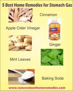 indian home remedies for gas relief