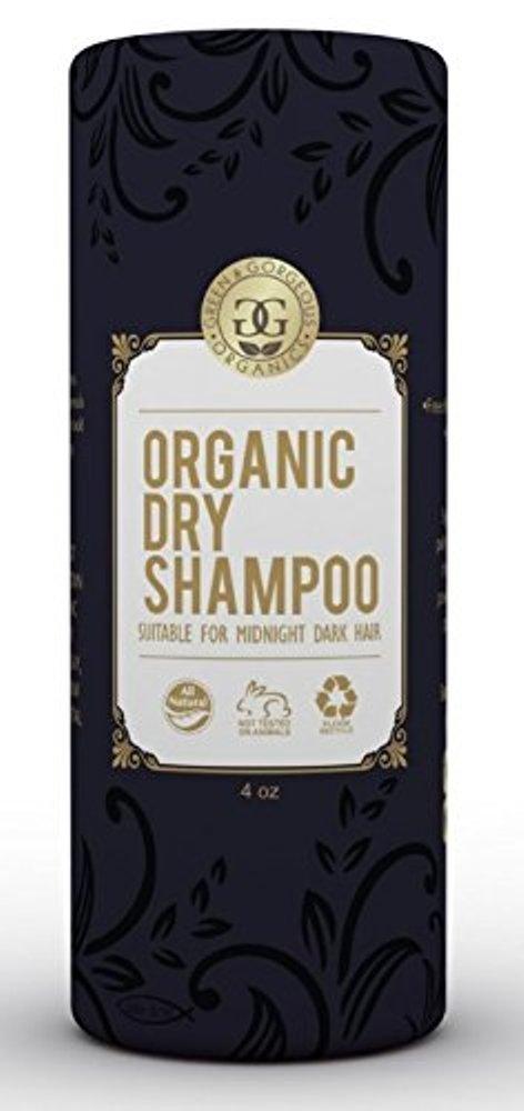 organic dry shampoo oily hair