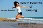 The Joys and Health Benefits Simple Jumping Exercises Can Bring