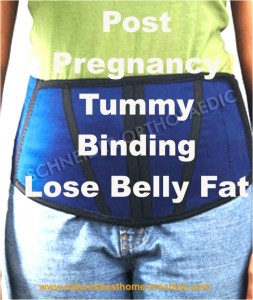 post pregnancy belt lose belly fat