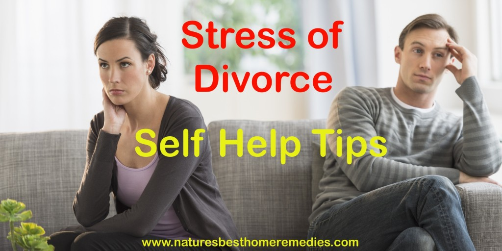 stress of divorce