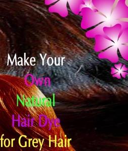 natural hair dye grey hair
