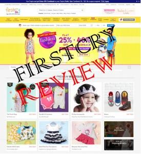 Firstcry.com review
